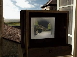 Image extraite du film « Sensible à la lumière » écrit par Michel Frizot réalisé par Jean-Michel Sanchez © musée Nicéphore Niépce