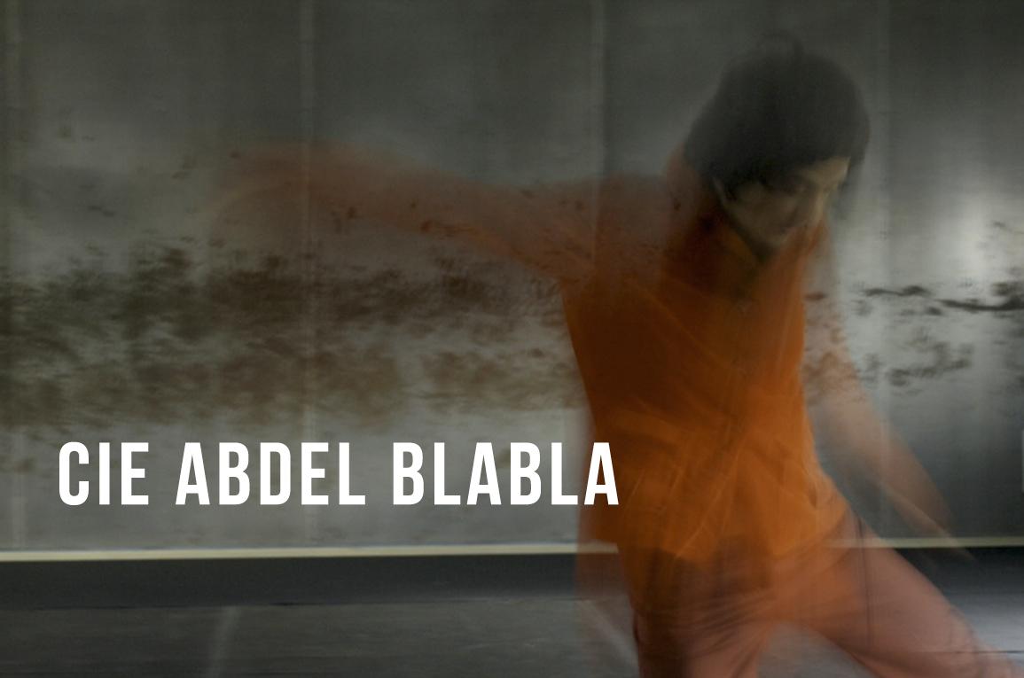 La Cie Abdel Blabla est partenaire du photographe Sem Brundu à Toulon
